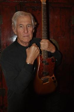 Nick Binkley with Guitar